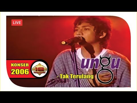 Live Konser ~ UNGU - Tak Terulang @Yogyakarta 23, Desember 2006