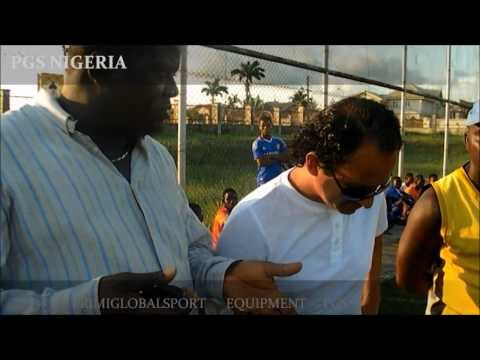 PGS NIGERIA CAMPUS FOOTBALL SPOT  TV