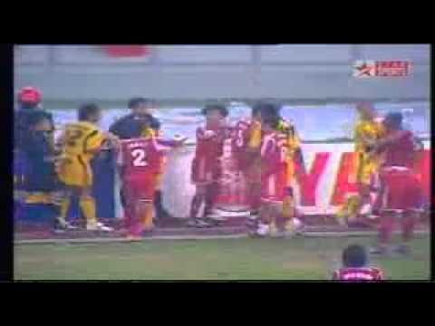 Malaysia 1-4 Indonesia Tiger Cup 2004
