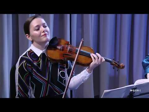 Juilliard String Quartet - Beethoven's String Quartet No. 3 in D major, Op. 18, No. 3: I. Mvt.