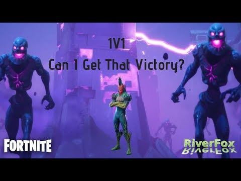 Fortnite Battle Royale - 1 Vs 1 Vs Cube Monsters, Who Will WIN?