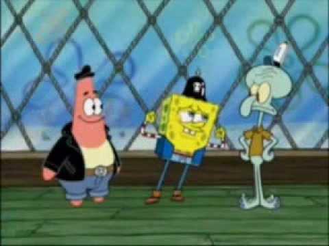 Noah - Semakin di Depan Versi Spongebob Squarepants)