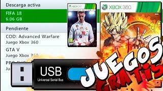 Juegos Gratis XBOX 360 por USB Horizon Mediafire/MEGA + información Importante
