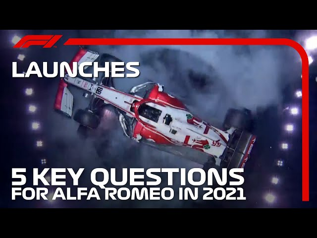 Can Alfa Romeo Move Forward in 2021? 5 Key Questions From The C41 Launch