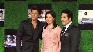 Shahrukh Khan At Sachin Tendulkar Movie Premiere| Sachin A Billion Dreams