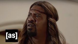 "Jesus vs. Church of Compton | Black Jesus S2E2 ""Jesus Gonna Get His"" 