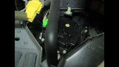Honda Odyssey AC warm side cold side problem