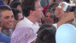 Zezinho Albuquerque destaca importância do RAIO em Russas e Estrada do Contorno em Limoeiro