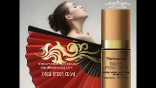 Menopause Face Cream - Pause Hydra Creme by phytomone.com Thumbnail