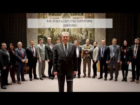 Ukraine's Presidency in the UN Security Council