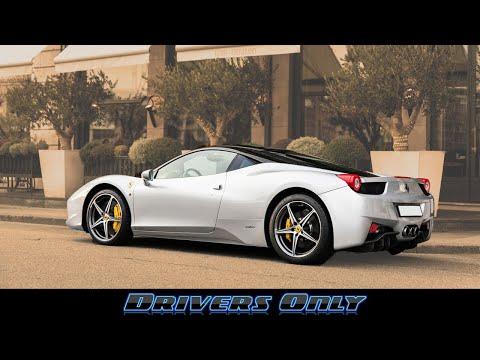 Ferrari 458 Italia  - Daily Driven Exotic Car
