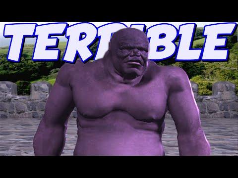 The TERRIBLE Amazing Hulk Rip Off...