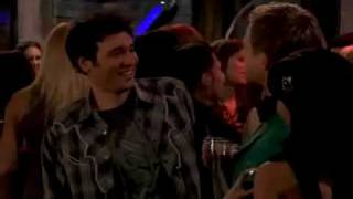 How I Met Your Mother - Bloopers Reel Gag Season 3