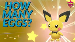Shiny Pichu | Pokemon Shield