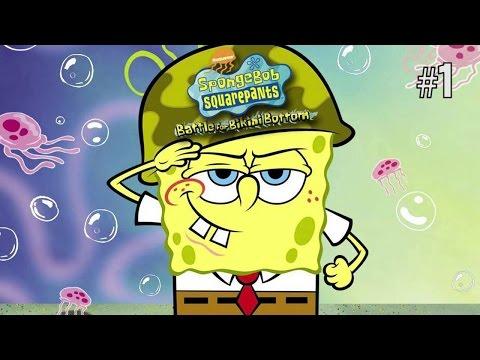 Twitch Livestream | SpongeBob SquarePants: Battle for Bikini Bottom Part 1 [Gamecube]