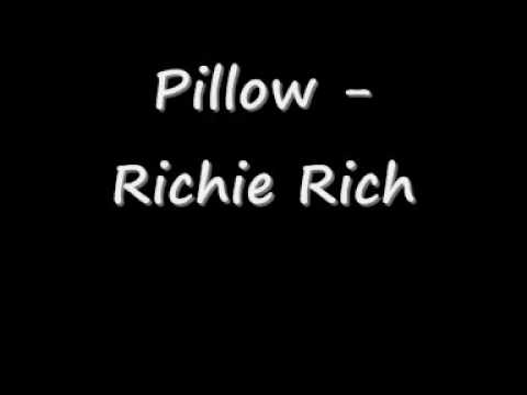 Richie Rich   Pillow