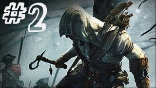 Assassin's Creed 3 Gameplay Walkthrough Part 2 - Journey to the New World - Sequence 1