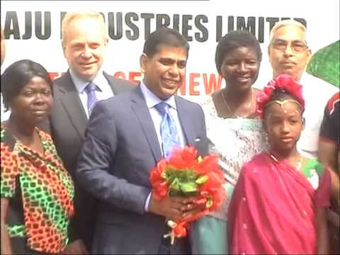 Inaguration of At Darocha Primary School ,Agege Lagos Nigeria-Part 1