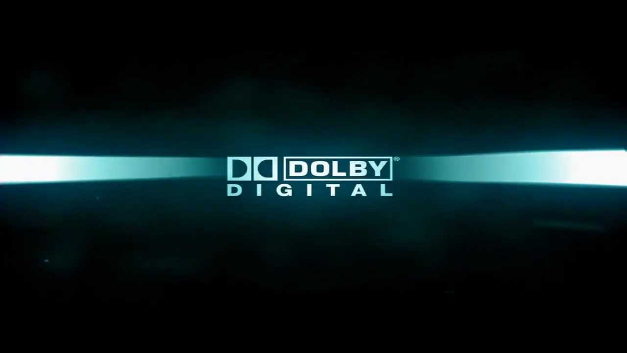 Dolby Digital Intro Logo Hd Youtube