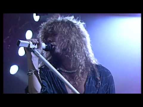 Europe - On The Loose - Live 1986