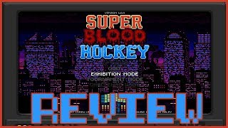 Super Blood Hockey Review - Most VIOLENT Sports Game Ever??