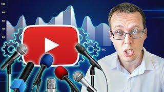 YouTube сменил алгоритмы? Что случилось с просмотрами и доходом? Новости YouTube 10.05.2019