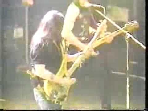 """Motörhead - """"Iron Fist"""" - The Birthday Party - 27/07/1985"""