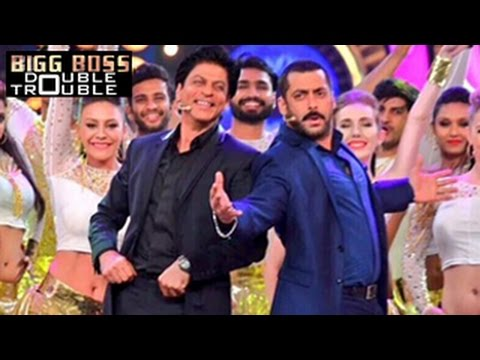 Bigg Boss 9 Double Trouble 20th December 2015 Episode | Shahrukh Khan Promotes Dilwale
