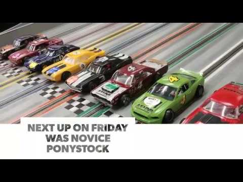 Slot Car Racing : Mid American Hardbody Nat's Championship 2017