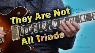 6 Types of Easy 3 Note Arpeggios That You Need To Know