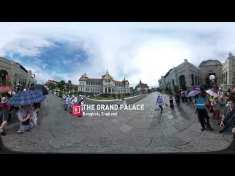 Tour Thailand's Grand Palace (VR)