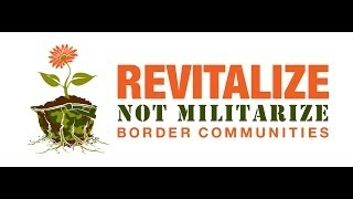 Revitalize Not Militarize Campaign Launch
