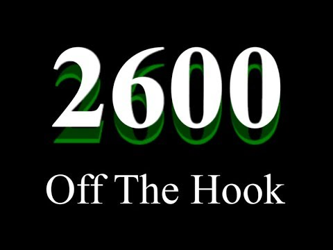 S03E05: with 2600, 'Hacking The System'