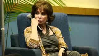 Isabel Allende Receives Lawrence A. Sanders Award for Fiction