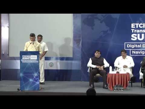 Session 2 : Chief Guest Keynote, Sri N Chandrababu Naidu, Hon'ble Chief Minister, Andhra Pradesh