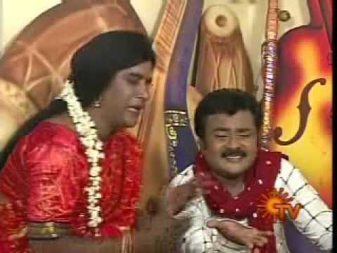 Chandramuki A hilarious troll by comedians Ganesh and Aarthi