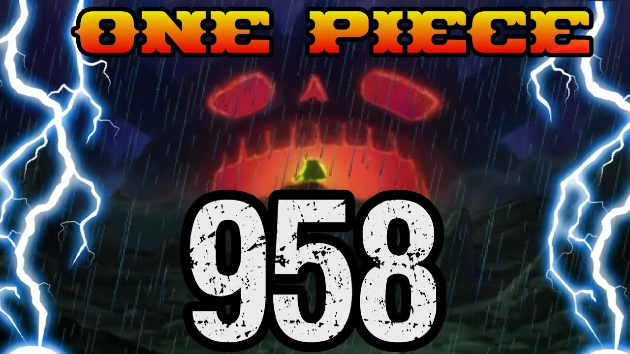 """One Piece Chapter 958 Review """"Festival Time!"""" ACT 3 START ..."""