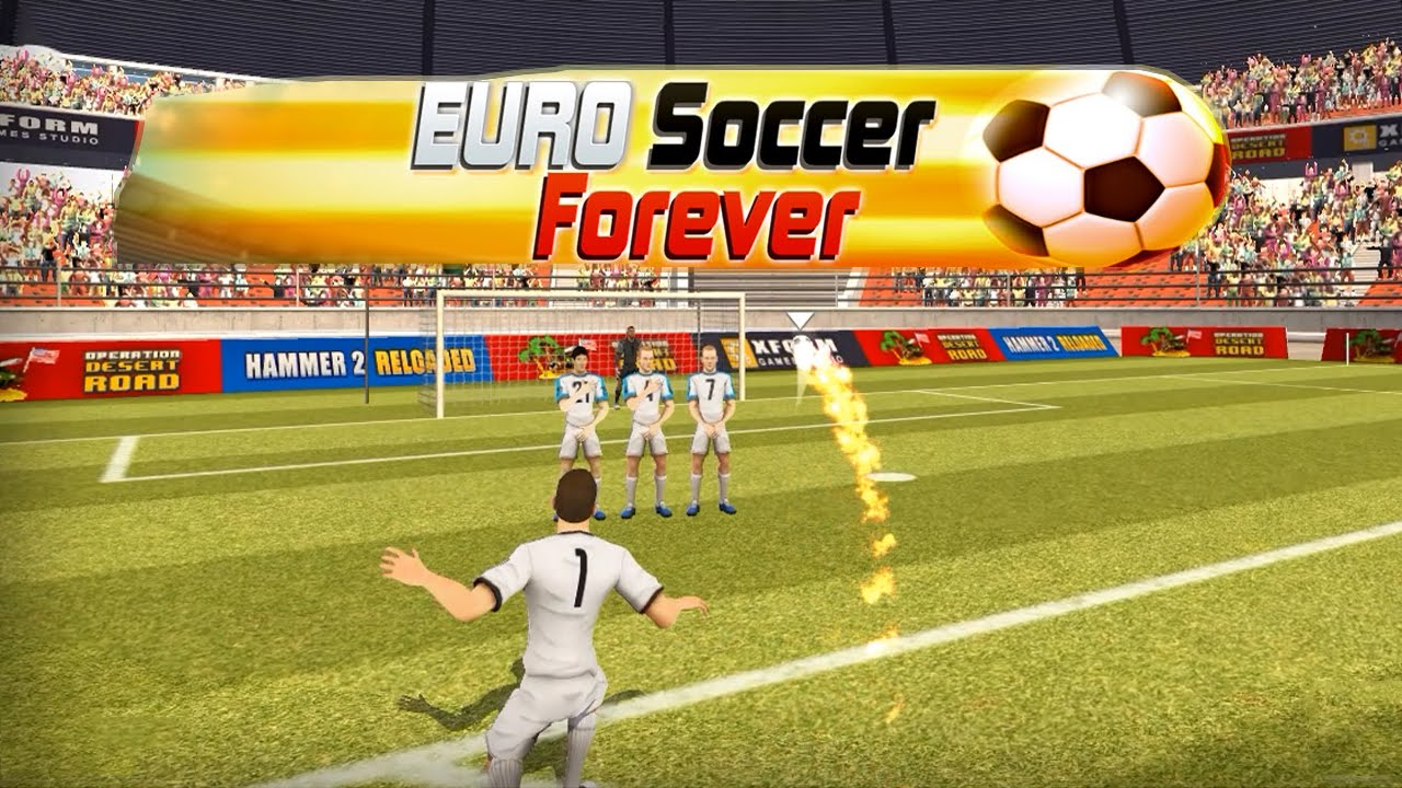 euro soccer forever 2016 by xform games android gameplay hd youtube