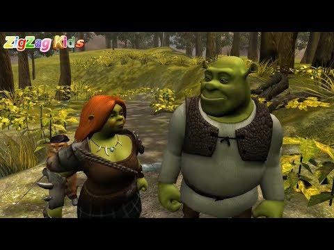 Shrek Forever After | Docks | Episode 6 | ZigZag Kids HD