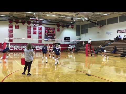 2021 Ellie Orchelle #5 2020 St Henry District High school Varsity game highlights