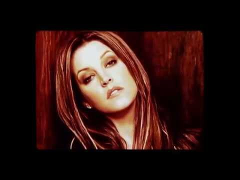 Elvis Presley & Lisa Marie Presley ~ I love her first