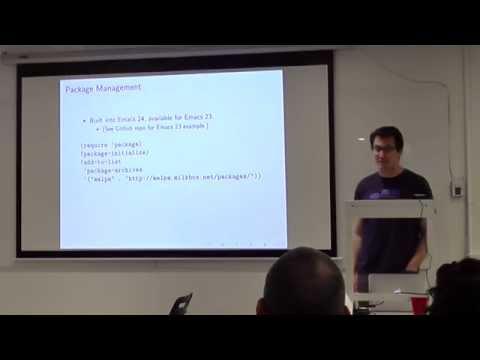 Emacs as a Python IDE