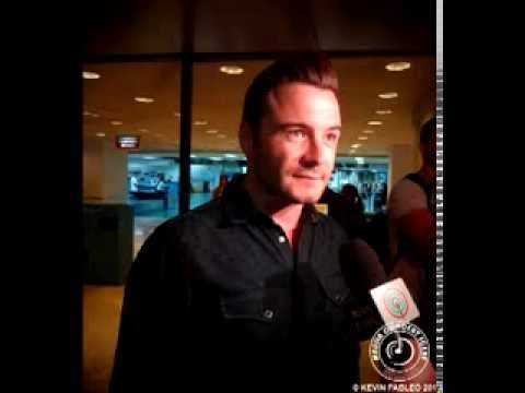 Shane Filan on Mellow 947 fm in Manila