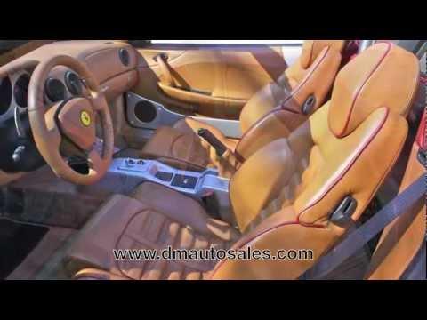Ferrari 360 Spider--D&M Motorsports Video Test Drive 2012 Chris Moran