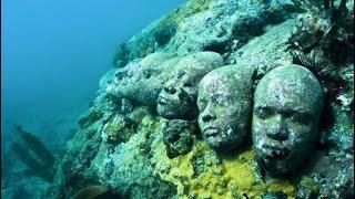 ШОКирующие Тайны подводного мира. Скрытые под водой. Секретные территории