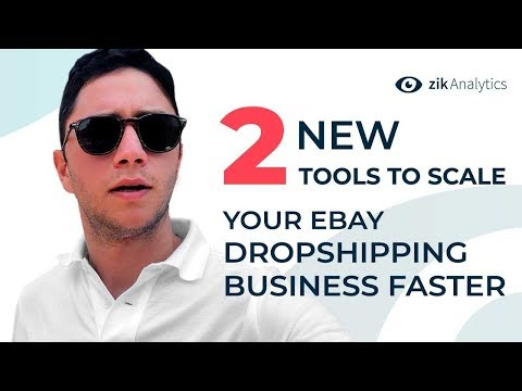 eBay Dropshipping | 2 revolutionary tools to scale your Business faster