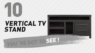 Vertical TV Stand // New & Popular 2017