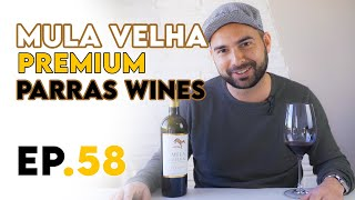 Vinho Mula Velha Premium 2018 - Meia Gaiola Ep.58