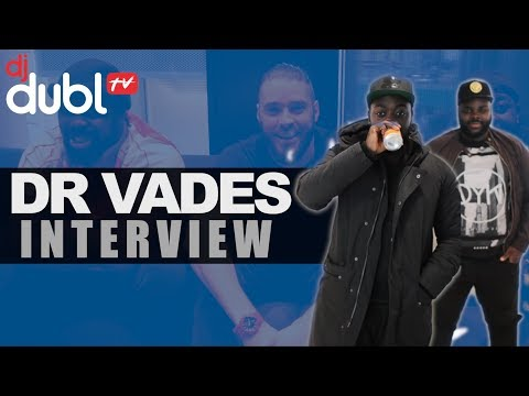 Dr Vades Interview - Making 'Ringtone' with Blanco, Accidentally blowing up Bryson Tiller  & more!