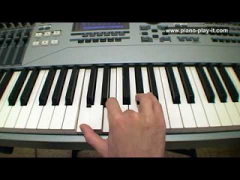 Piano Augmented Chord A Free Piano Lessons How To Play Augmented